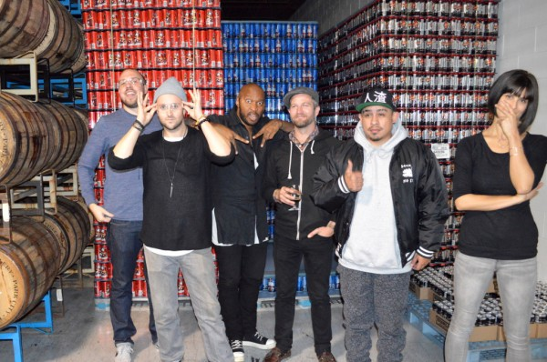Doomtree at Surly. Photo courtesy of Surly Brewing Co.
