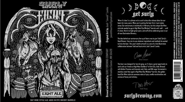 Surly Eight